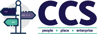 Community Council for Somerset Logo